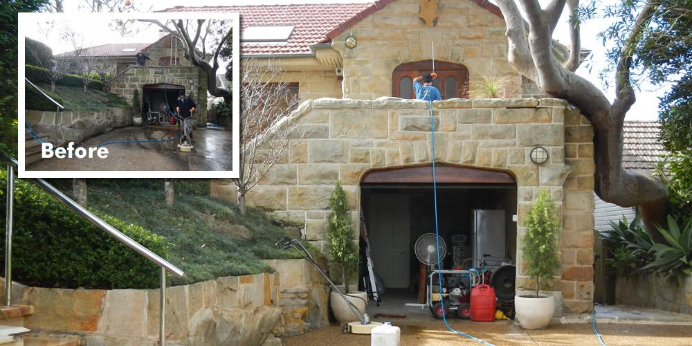 heritage house washing and restoration