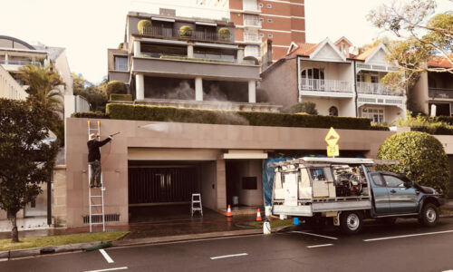 House Washing Darling Point