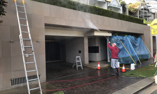 Pressure Cleaning Darling Point